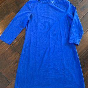 Garnet hill T-shirt dress size small